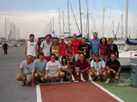 Plazas Regata Costa Azahar 2009